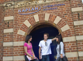 Школа Kaplan International Colleges в Оксфорде