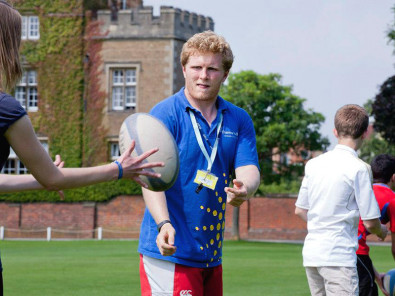 летняя школа Thames Valley в Rugby School