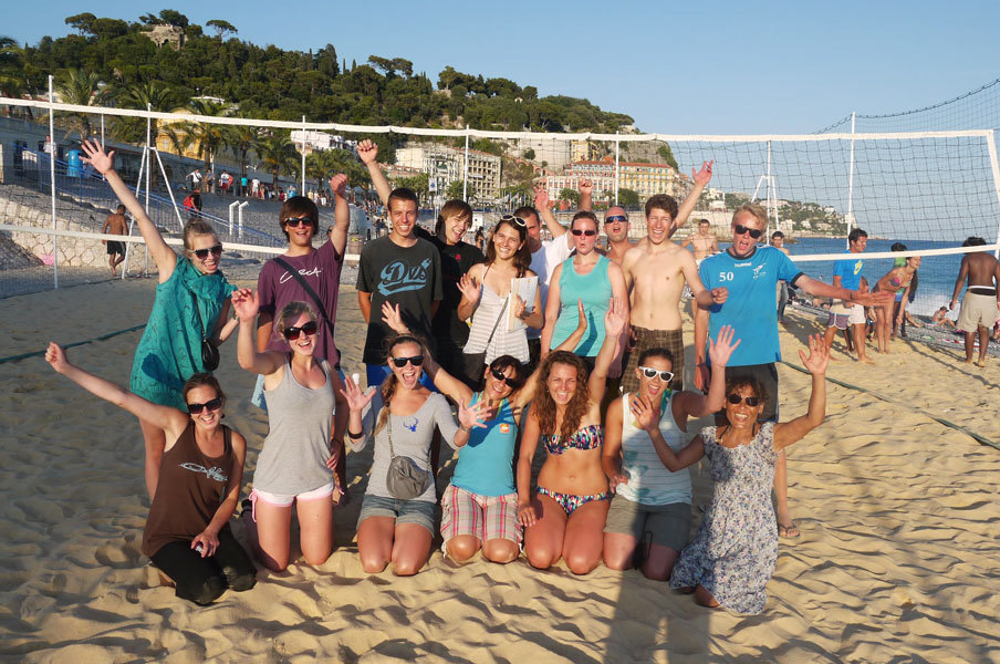 Летние каникулы во франции с изучением языка бесплатные обучения онлайн
