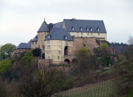 Ebernburg Castle