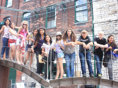 Historic Distillery District