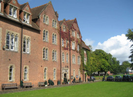 Здание школы British Study Centres Ardingly College