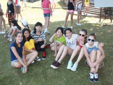 Студенты Heathfield International Summer School