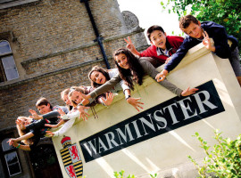 Студенты Embassy Academy Warminster School