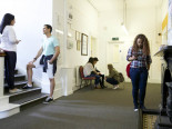Холл в Embassy English Hastings