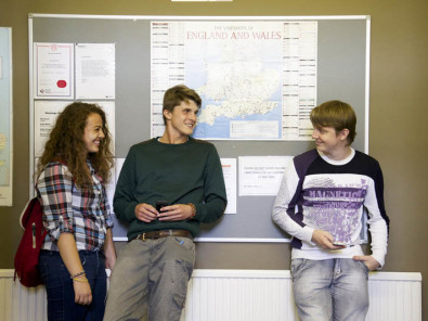 Студенты Embassy English Hastings
