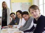 Студенты Embassy English Hastings на занятиях