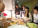 Столовая в Embassy English Hastings