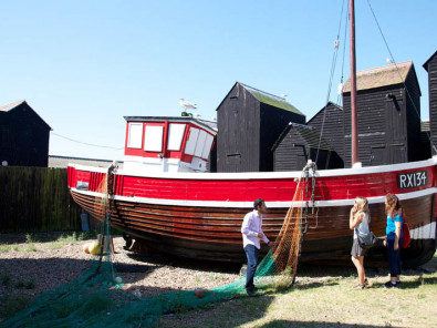 Студенты Embassy English Hastings на экскурсии
