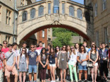 Студенты Oxford Royale Academy St. Catherine's College