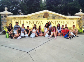 Студенты Julian Krinsky – Villanova University