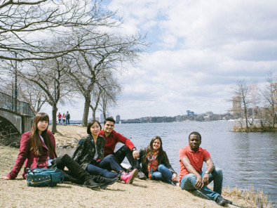 Студенты Kaplan International College Boston – Northeastern University