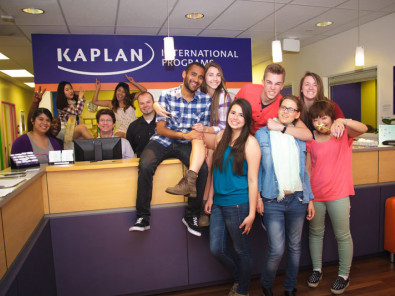 Студенты Kaplan International College Los Angeles – Westwood
