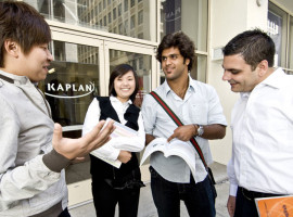 Студенты Kaplan International College San Francisco
