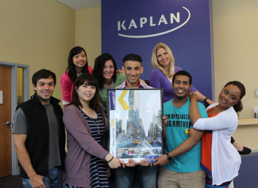 Студенты Kaplan International College Washington DC