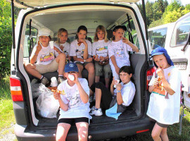 Студенты Summer Camp Hohenfels
