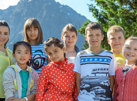 Студенты Ariana School Arosa