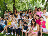 Студенты International Summer Camp Montana