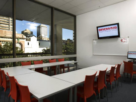 Класс в Browns English Language School Brisbane