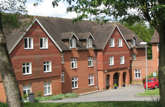 Здание Bradfield College