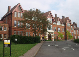 Здание Caterham School