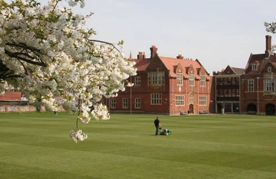 Здание Eastbourne College