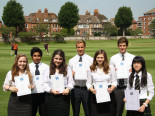 Студенты Eastbourne College