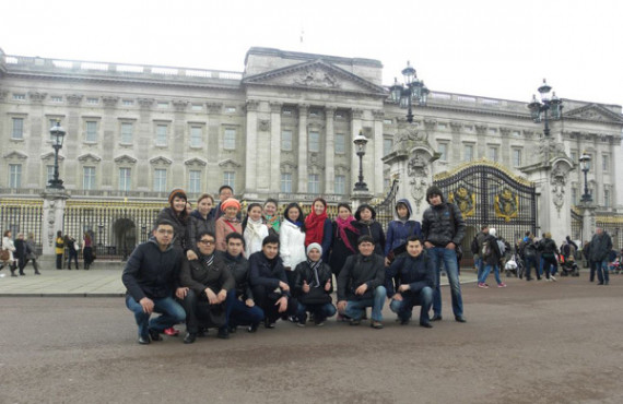 Студенты INTO City University London