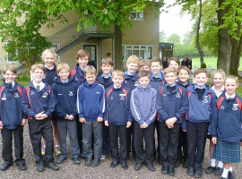 Студенты Monkton Combe School