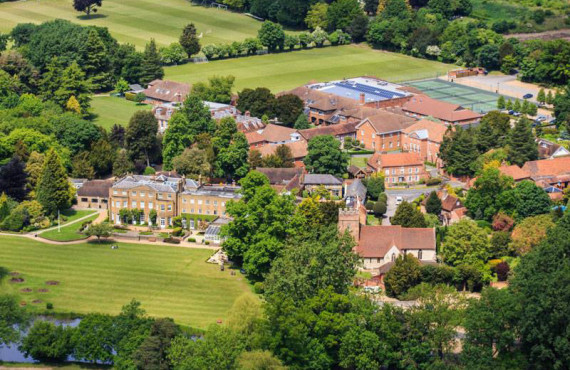 TASIS The American school in England