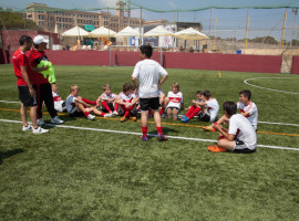 Студенты ESE Milan Junior Camp