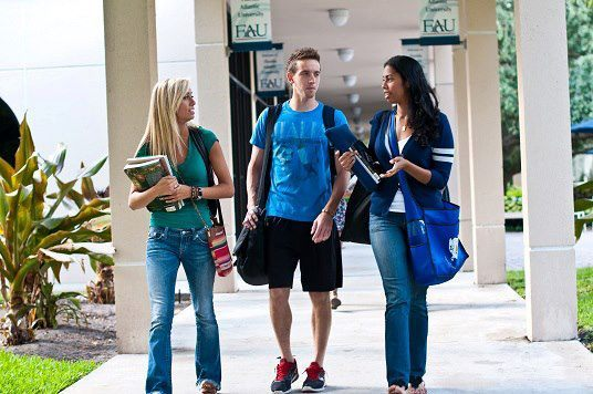 Программы Navitas в Florida Atlantic University