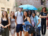 Студенты DID Deutsch-Institut Summer Camp Frankfurt