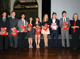 Выпускники Foundation Program University of Sydney