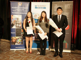 Выпускники University of Auckland Foundation Program