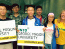 Студенты George Mason University Foundation Program