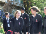 Студенты Kingswood School