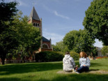 Территория University of New Hampshire