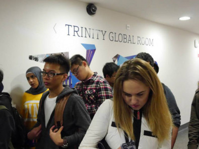 Студенты Trinity College Dublin Foundation Program