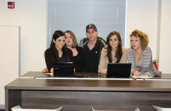 Студенты Skema Business School