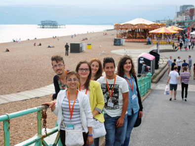 Студенты British Study Centres University of Brighton