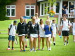 Студенты Nike Tennis & English Camps