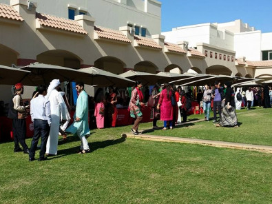 Студенты Middlesex University Dubai