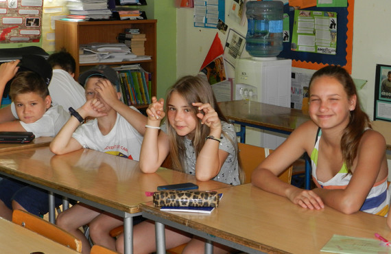 Языковой лагерь English Quest Camp