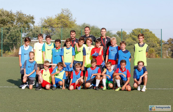 Спорт в Sotogrande International School