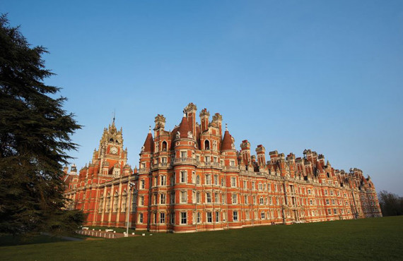 Oxford International Royal Holloway